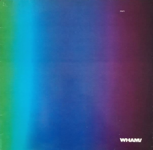 "Wham! - Battlestations (12"") (VG+/G+)"